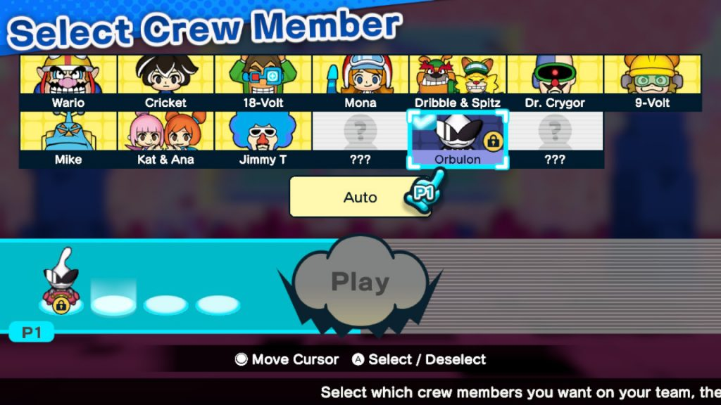 All in all WarioWare Get It Together
